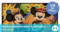 Win een weekend Disneyland